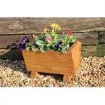 Wisley Wooden Garden Planter by Tom Chambers