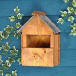 Multi-Nester Bird Box by Tom Chambers