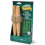 Wooden Planting Line by Burgon & Ball