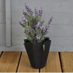 Recycled Tyre Plant Pot by Burgon & Ball