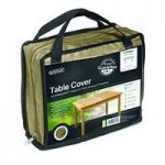 6 Seater Table Cover (Premium) in Beige by Gardman