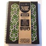 Eco Garden Notebook and Planner by Burgon and Ball