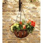 Metal Forge Hanging Basket (35cm) by Smart Garden