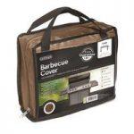 Gardman Large Barbecue Cover In Brown – Premium Range