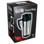 Stainless Steel Travel Mug by Kingfisher