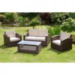 Grenada 4 Seater Garden Furniture Sofa Set by Li-Lo Leisure