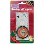 Camping Hikers Compass by Kingfisher