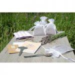 Lavender Bag Making Kit by Fallen Fruits