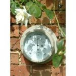 Rockall Barometer in Clay by Garden Trading