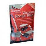 Space Saving Vacuum Bags Medium 70cm x 90cm (Pack of 2) by Kingfisher