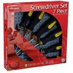 7 Piece Screwdriver Set by Kingfisher