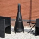 Tower Chiminea