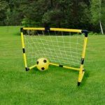 Set of 2 Football Goal and Ball Sets by Kingfisher
