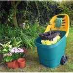 Wheeled Garden Caddy Bin by Good Ideas