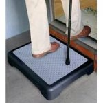 Instant Height Non Slip Outdoor Half Step by Good Ideas