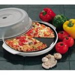 Microwave Fat Free Browning Plate with Cover by Good Ideas