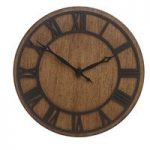 Tectona Garden Wall Clock by Gardman