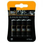 4 x AA Alkaline Batteries by Gardman