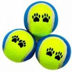 Dog Tennis Balls Pack of 3 by Gardman