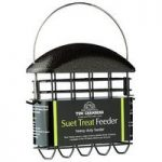 Copper Slide Top Suet Treat Feeder by Tom Chambers