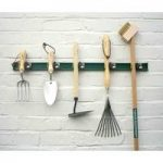 Jammer Tool Storage Rack by Burgon and Ball