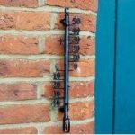 Filigree Garden Thermometer by Smart Garden