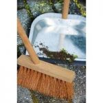 Long Handle Dustpan and Brush by Fallen Fruits