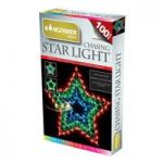 Kingfisher 100 Bulb Chasing Star Christmas Light