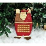 Father Christmas Hanging Advent Calendar