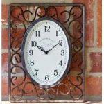 Harrogate Wall Clock by Smart Garden
