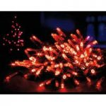 200 LED Red Supabright String Lights (Mains) by Premier