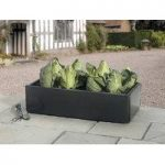 Plastic Mini Raised Grow Garden Bed by Garland