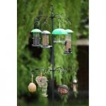 Multi Bird Feeder Station by Tom Chambers