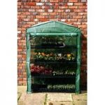 4 Tier Extra Wide Mini Greenhouse by Tom Chambers