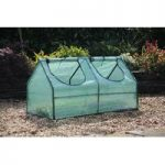 Multi Grow Cloche PVC Garden Growhouse by Tom Chambers