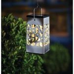 Hanging Filigree Table Light (Solar) by Gardman