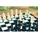 Giant Garden Chess Set by Kingfisher