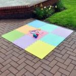 9 Piece Play Mat Set by Kingfisher