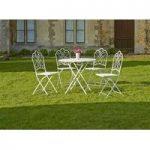 Tea For Four 4 Seater Garden Bistro Set by Gardman