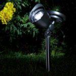 Mega Garden Spotlight (Solar) by Smart Solar