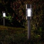 Pack of 5 Flare Stake Lights (Solar) by Smart Solar