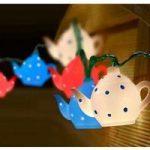 10 LED Teapot String Lights (Battery) by Smart Garden