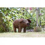 Poppy Decorative Garden Pig by Smart Garden