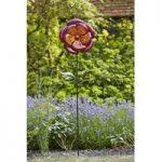 Vibrant Violet Garden Ornament by Smart Garden