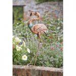 Flamingo Garden Ornament by Smart Garden