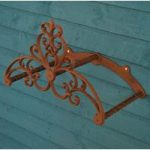 Cast Iron Traditional Garden Hose Holder by Fallen Fruits