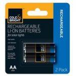 2 x AA Rechargeable Li-on Batteries by Gardman