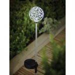 Wire Border Stake Light (Solar) by Gardman