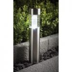 Solar Powered Bollard Light by Gardman