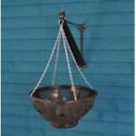 Easy Fill Hanging Basket (36cm) with Bracket by Selections
